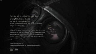 RE2 - Forgotten Soldier (02:33) #1