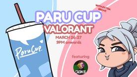 Highlight: PARU CUP VALORANT FINALS (◕‿◕)♡ !bingo !discord !mmmenergy !bnnenergy
