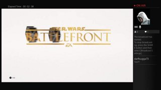 Early Access Star Wars Battlefront Beta PS4