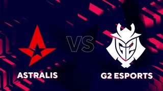 Highlight: Semi Final Astralis vs G2 Map 2 Vertigo