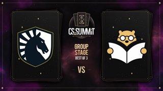 Liquid vs Bad News Bears (Mirage) - cs_summit 8 Group Stage: Opening Match - Game 1
