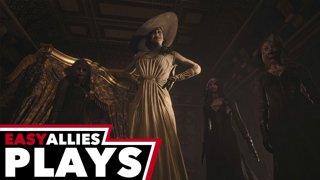 Huber and Kyle Resident Evil Village Full Playthrough (Pt. 1)