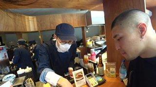 Japan day 49, NEW HAIRCUT w/ !Illz !social !joey