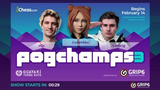Highlight: Neeko vs Sardoche: Pogchamps 3 Presented By Grip6 - Hosts Nakamura and Rensch