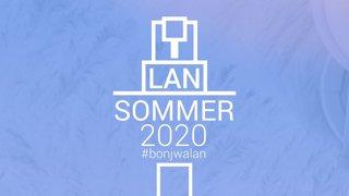 Sommer-LAN Tag 1