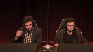 ESWC - OMEN by HP TROPHY - Demie Finale : Grosbill Esport VS Ecorp Game 2