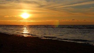 Latvian seashore painting!