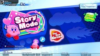Kirby Star Allies in 3:24:38
