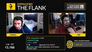 The Flank 4/25