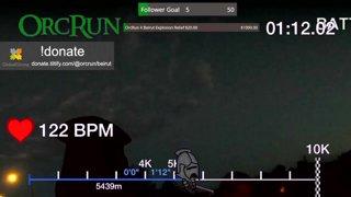 Highlight: Batman Ring Run Challenge