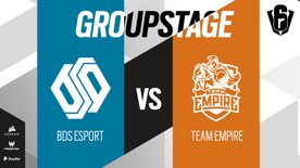 BDS Esport VS Team Empire // SIX INVITATIONAL 2021 – Group stage – Day 1