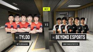 CS:GO - TYLOO vs. Beyond [Nuke] Map 1 - ESL Pro League Season 12 - Playoffs - Asia