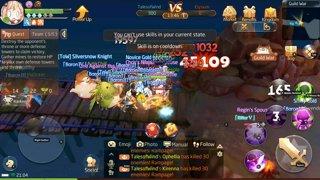 Server 5 Guild Wars Final! ToW vs Elysium