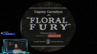 Cuphead Floral Fury