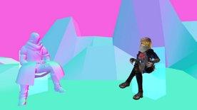 Highlight: VRChat Artist Talk w/ Carson Lynn