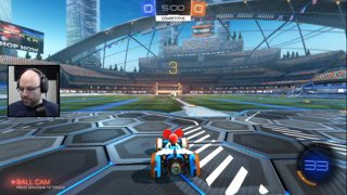 What sound does a Smurf make (Canadian Rocket League)