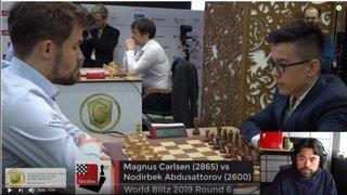Highlight: Carlsen vs Abtusattorov