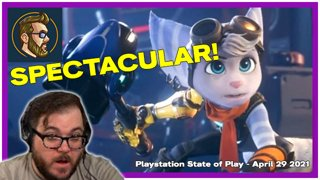 itmeJP Watches: Playstation State of Play - 4/29/2021