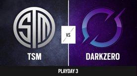 TSM vs. DarkZero    R6 NAL 2021 - Stage 2 - Playday 3