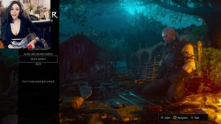 Yoni does The Witcher 3 (Day 1)
