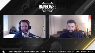 Rogue vs. BDS Esport - Border - Rainbow Six Pro League - Season XI - EU