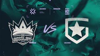 BBL vs Gambit - EMEA Challengers Playoffs - Day 3 Map 2