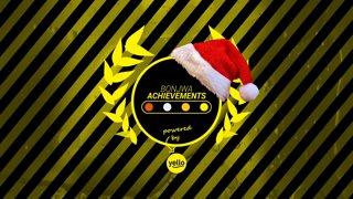 #Werbung Achievement Show powered by !yello #teamyello | Maurice, Andi, Leon, Matteo