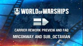 Highlight: [EN] Carrier Rework Preview + Q&A