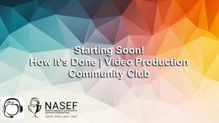 Highlight: How It's Done | Video Production | Community Club | !btg
