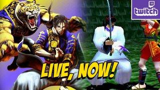 PLAYSTATION LEGACY DAY 2 - Bushido Blade, Bloody Roar, Dynasty Warriors, Etc... !nzxt !ads (10-8)