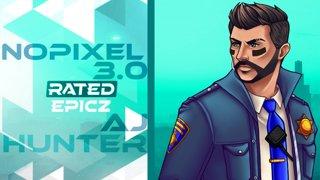 Trooper A.J. Hunter | GTA V RP • 10 Aug 2021