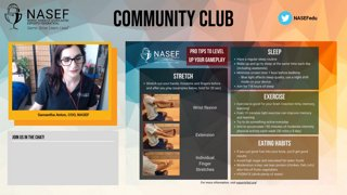 Highlight: #EverydayWellness with Haylesh | Community Club | !btg
