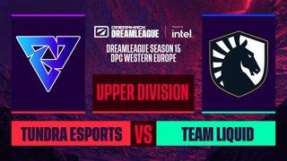 Dota2 - Tundra Esports vs. Team Liquid - Game 1 - DreamLeague S15 DPC WEU - Upper Division