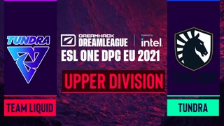 Dota2 - Team Liquid vs. Tundra Esports - Game 1 - DreamLeague Season 14 DPC: EU - Upper Division