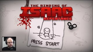 This run tried to crash my computer (TBOI Repentance 249)