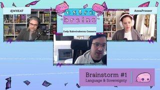 11/27/20 // Extra Brains E3