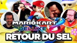 Tournoi MarioKart 8 (Record : 157 points) - Best of de la semaine sur Youtube à 17h PILE : youtu.be/mjlQIpFyETw