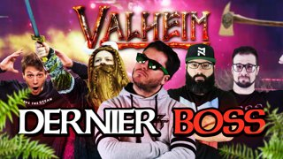 DERNIER BOSS Valheim, et DEMAIN 20h IndependenZ Day avec Chanson et jeux !