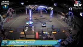 2020 FIRST Robotics Competition - Lake Superior Regional