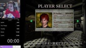Resident Evil Survivor 2 CODE: Veronica Any% Speedrun in 14:55