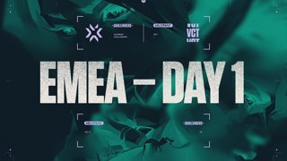Challengers EMEA - Stage 2 Main Event - Day 1