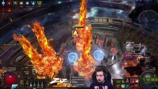 Zizaran - Path of Exile - Ritual RiP #1 Inquisitor DD