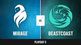 Mirage vs. beastcoast   R6 NAL 2021 - Stage 2 - Playday 3