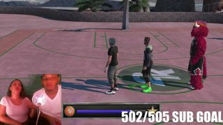 NBA 2K16 HOW MY ME AND JESS STARTED DATIING STORY TIME
