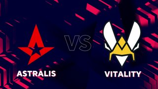 Highlight: Upper Final Astralis vs Vitality Map 3 Inferno