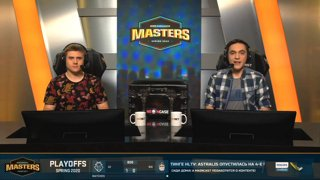 G2 Esports vs BIG [Map 1, Vertigo] BO5   DreamHack Masters Spring 2020