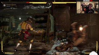 $300,000 Tourny Mortal Kombat 11 Training Arc w/ PerfectLegend - Follow @jakenbakeLIVE on !Socials