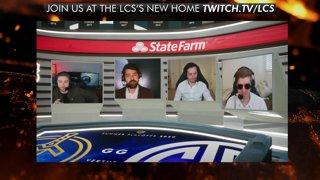 GG vs. TSM | Playoffs Round 1 | LCS Summer | Golden Guardians vs. TSM (2020)