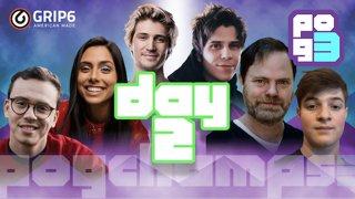 Xqc/Rainn Wilson + More PogChamps 3 Action!