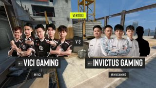 CS:GO - ViCi Gaming vs. Invictus Gaming [Vertigo] Map 1 - ESL Pro League Season 12 - Playoffs - Asia